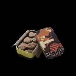 Hojas finas de Chocolate con leche 30 gr