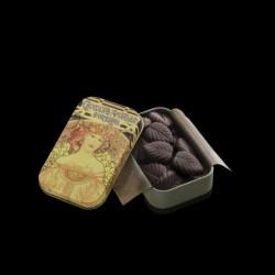 Hojas finas de Chocolate 70% cacao 30 gr